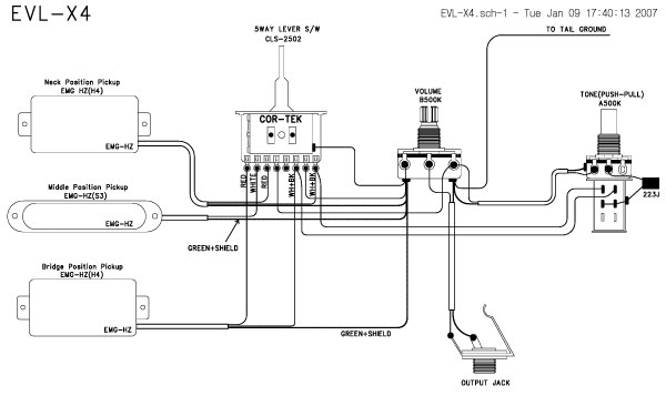 emg hz w coil tap wiring diagram wiring diagrams